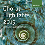 Choral Highlights 2019